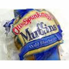 Otis Spunkmeyer Muffins Wild Blueberry