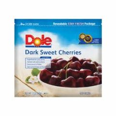 Dole Frozen Dark Sweet Cherries