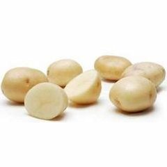 Baby White Potatoes