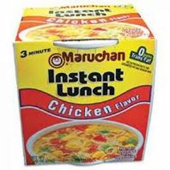 Instant Lunches (Noodles)-Chicken