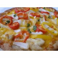 Chicken Fajita Pizza - 12""