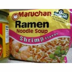 Ramen Noodles - Shrimp