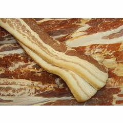 Smoked Bacon, Sausage Factory Products