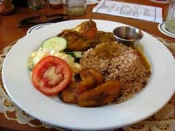 Belizean Stew Chicken - Heat and Serve Meal for 2 persons