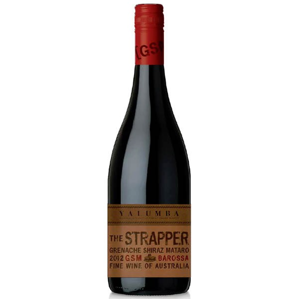 Yalumba The Strapper Grenache Sirah